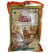 India Gate Basmati sella Rice(Brown) 5kg
