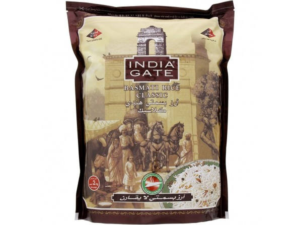 India Gate Classic Basmati 5kg