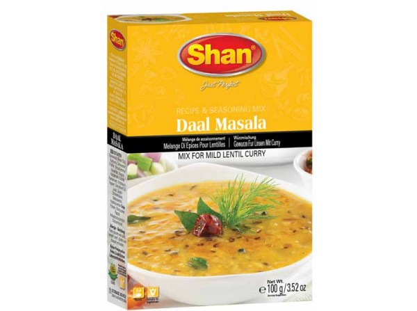 Shan Dal Curry 100g