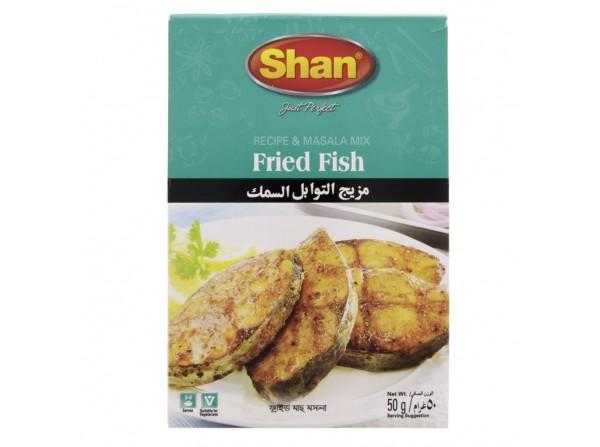 Shan Fish & Prawn Fried / Curry Mix 50g