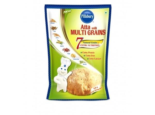 Ashirvad Multigrain Atta 5kg