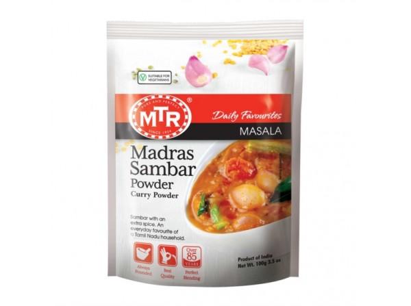 MTR Madras Sambar Powder
